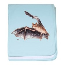 Bat Animal baby blanket