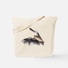 Bat Animal Tote Bag