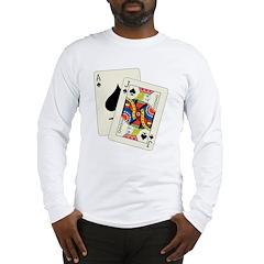 Blackjack Long Sleeve T-Shirt