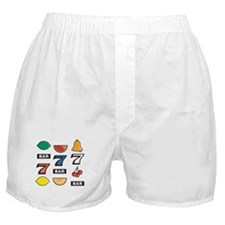 Slot Machine Boxer Shorts