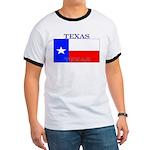 Texas Texan State Flag Ringer T