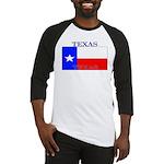 Texas Texan State Flag Baseball Jersey
