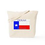 Texas Texan State Flag Tote Bag