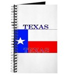 Texas Texan State Flag Journal