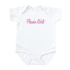 Flower Girl Infant Bodysuit