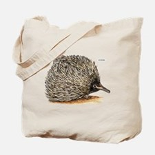 Echidna Spiny Animal Tote Bag