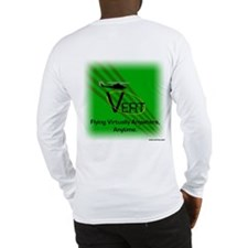 Official VERTva Logo Long Sleeve T-Shirt
