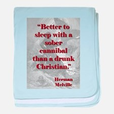 Better To Sleep With A Sober Cannibel - Melville b