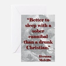 Better To Sleep With A Sober Cannibel - Melville G