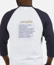 Aquarius II Baseball Jersey