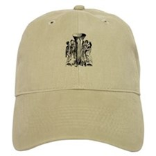 Blowing in the Wind Baseball Cap