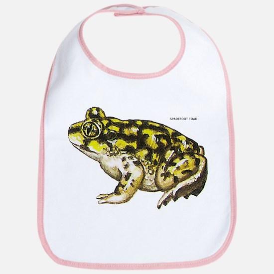 Spadefoot Toad Bib