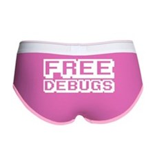 FREE DEBUGS Women's Boy Brief