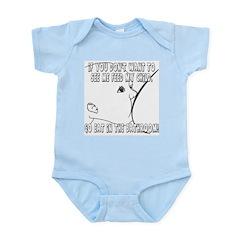 Lactivism Infant Bodysuit