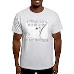 Lactivism Ash Grey T-Shirt