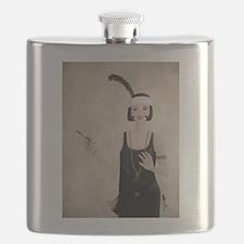 StephanieAM Flapper Flask