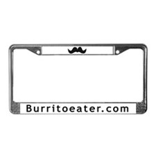 Unique Tacos License Plate Frame