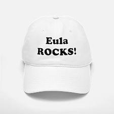 Eula Rocks! Baseball Baseball Cap