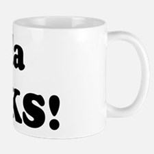Eula Rocks! Mug
