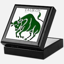 Taurus II Keepsake Box