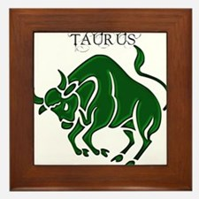Taurus II Framed Tile