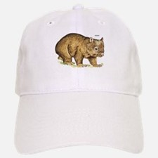 Wombat Animal Baseball Baseball Cap