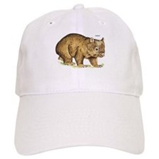 Wombat Animal Baseball Cap