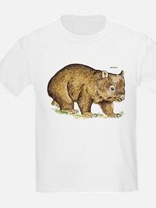 Wombat Animal T-Shirt