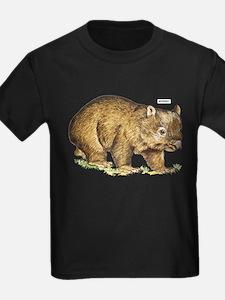 Wombat Animal T