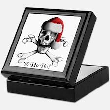 Christmas Pirate Keepsake Box