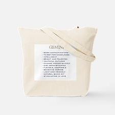 Gemini II Tote Bag