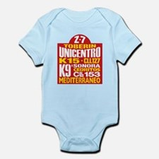 La Z-7 Infant Bodysuit