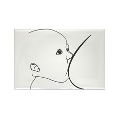 Lactivism Rectangle Magnet (100 pack)