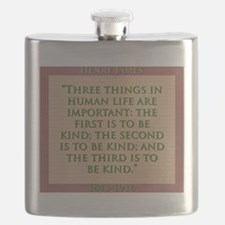 Three Things In Human Life - H James Flask