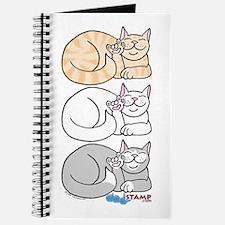 3 ASL Kitties Journal