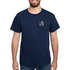 Christmas Pirate (pocket) T-Shirt