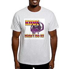 Kobe Didn't Do It Ash Grey T-Shirt