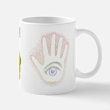 Rainbow Petro EyeHand Mug