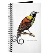 Wilson's Bird of Paradise Journal