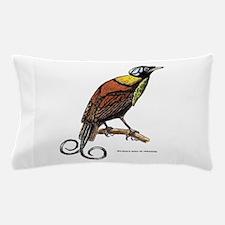 Wilson's Bird of Paradise Pillow Case