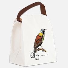Wilson's Bird of Paradise Canvas Lunch Bag