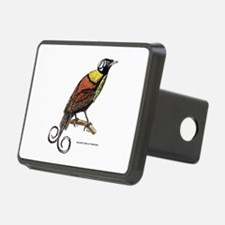 Wilson's Bird of Paradise Hitch Cover