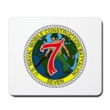 Seabees Mouse Pads