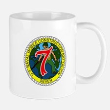 USNMCB 7 Mug