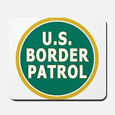 US Border Patrol Mousepad