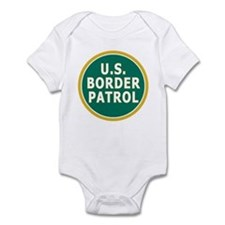 US Border Patrol Infant Bodysuit
