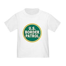 US Border Patrol T