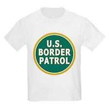 US Border Patrol Kids T-Shirt