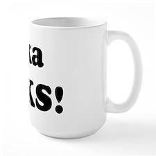 Erika Rocks! Mug