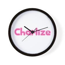 """Charlize"" Wall Clock"